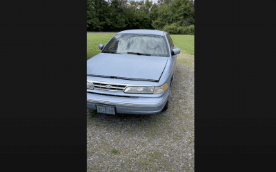 1995 Ford Crown Victoria for Auction